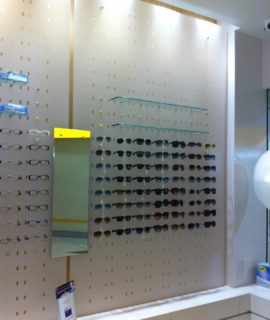 Glasses Displays*