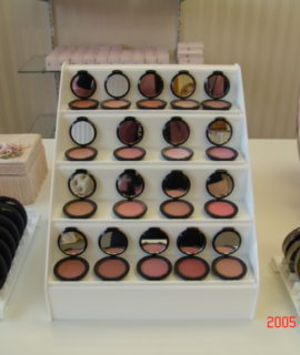 Cosmetic Displays*