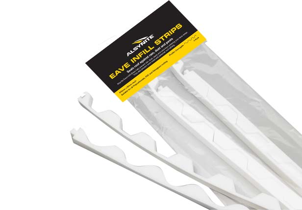 Foam Greca White 4 Pack .760mm - Cambrian Plastics