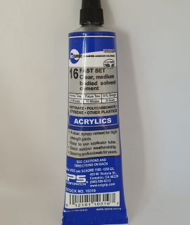 Weldon Acrylic Glue